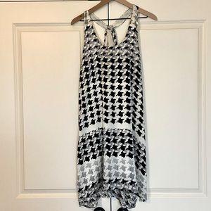 Black & White Dress - Mystree